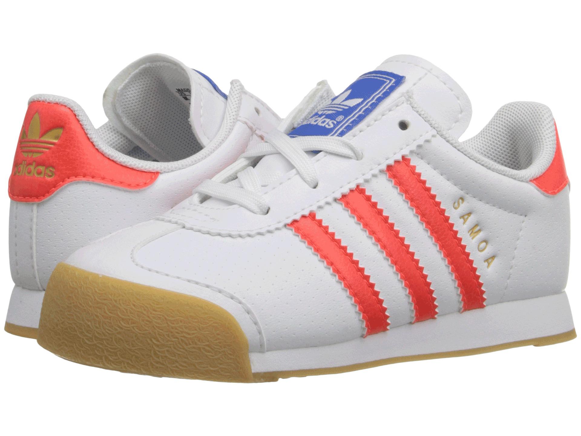 Kids Adidas Originals Samoa Shoes