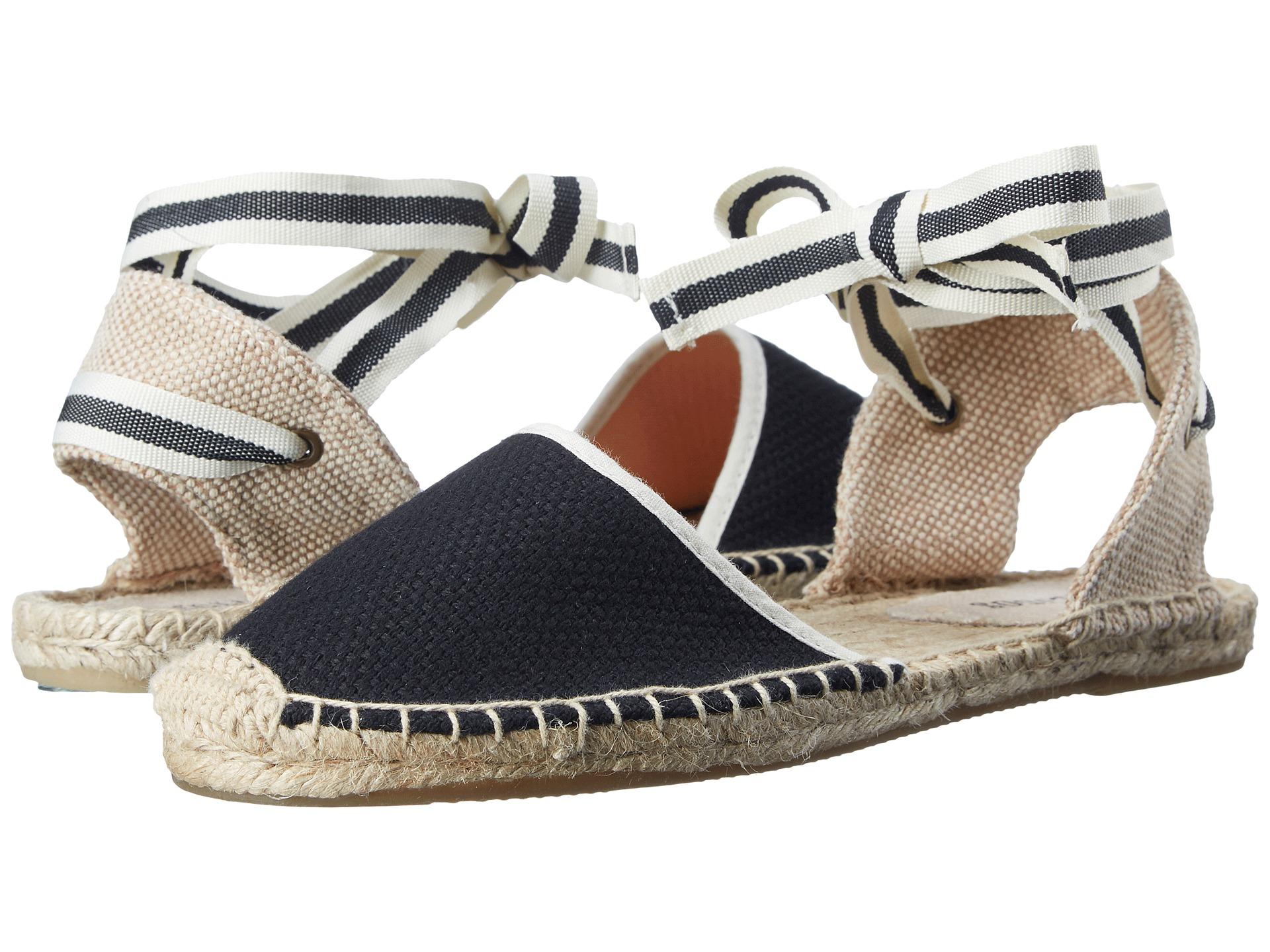 Soludos Classic Sandal at Zappos.com