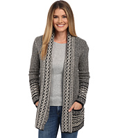 Lucky Brand - Bordered Cardigan