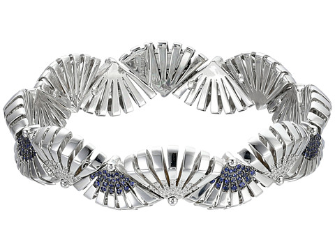 Miseno Ventaglio 18k Gold/Diamond Bracelet - White Gold