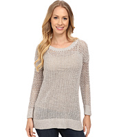 Lucky Brand - Laced-Up Pullover