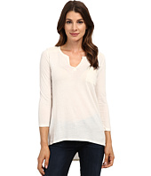 Lucky Brand - Dobby Mixed Henley