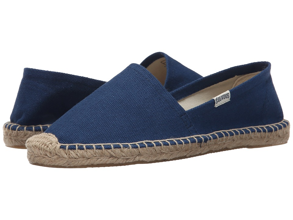 Soludos Original Dali (Navy) Women's Shoes