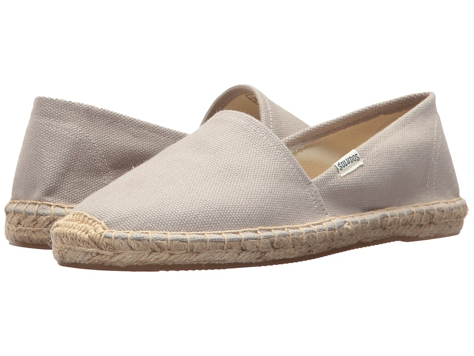 Soludos Original Dali (Grey) Women's Shoes