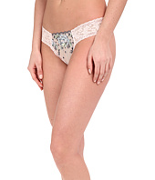 Hanky Panky - Embroidered Diamond Thong