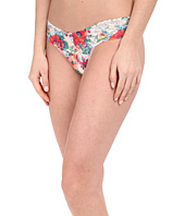 Hanky Panky - English Garden Low Rise Thong
