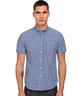 Jack Spade - Milford Mini Floral Short Sleeve Shirt