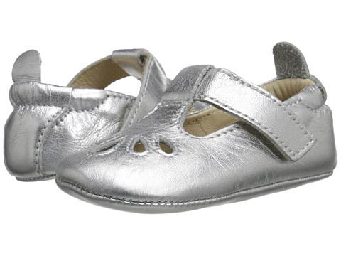 Old Soles T-Petal (Infant/Toddler) - Silver