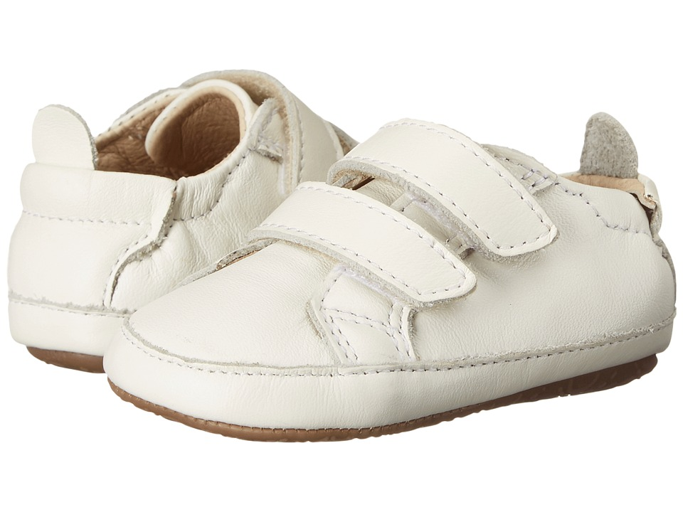Old Soles Bambini Markert Infant/Toddler White/White Boys Shoes