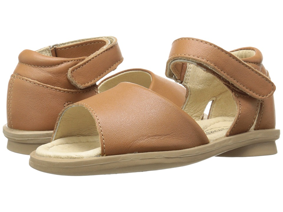 Old Soles Broadway Sandal Toddler/Little Kid Distressed Tan Girls Shoes