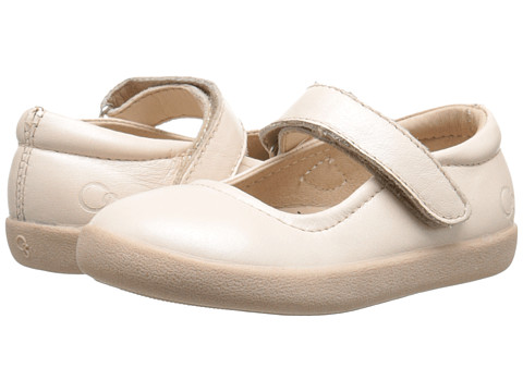 Old Soles Miss Jane (Toddler/Little Kid) - Pearl Metallic