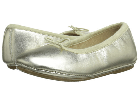 Old Soles Cruise Ballet Flat (Toddler/Little Kid) - Gold
