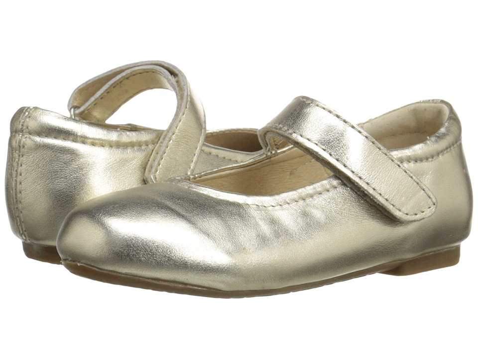Old Soles Praline Shoes Toddler/Little Kid Gold Girls Shoes