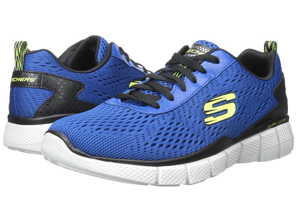 SKECHERS Equalizer 2.0 Settle The Score (Blue/Black) Men