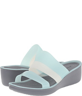 Crocs - Color Block Wedge