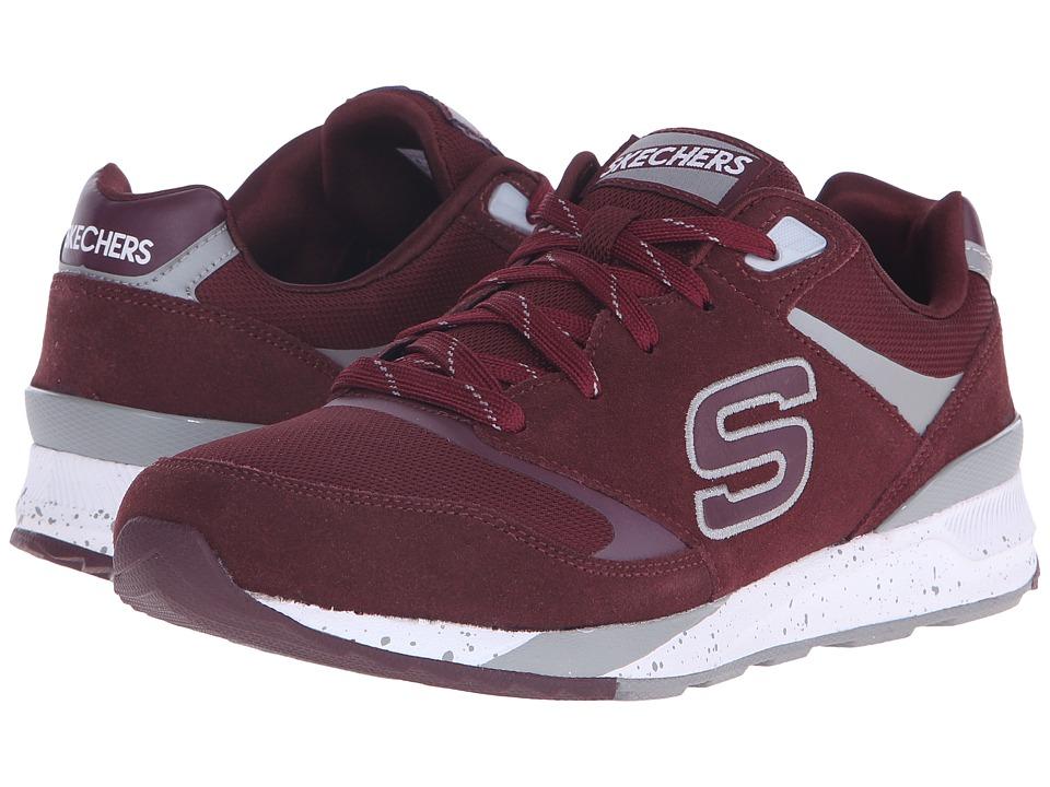 SKECHERS - OG 90 (Burgundy) Mens  Shoes