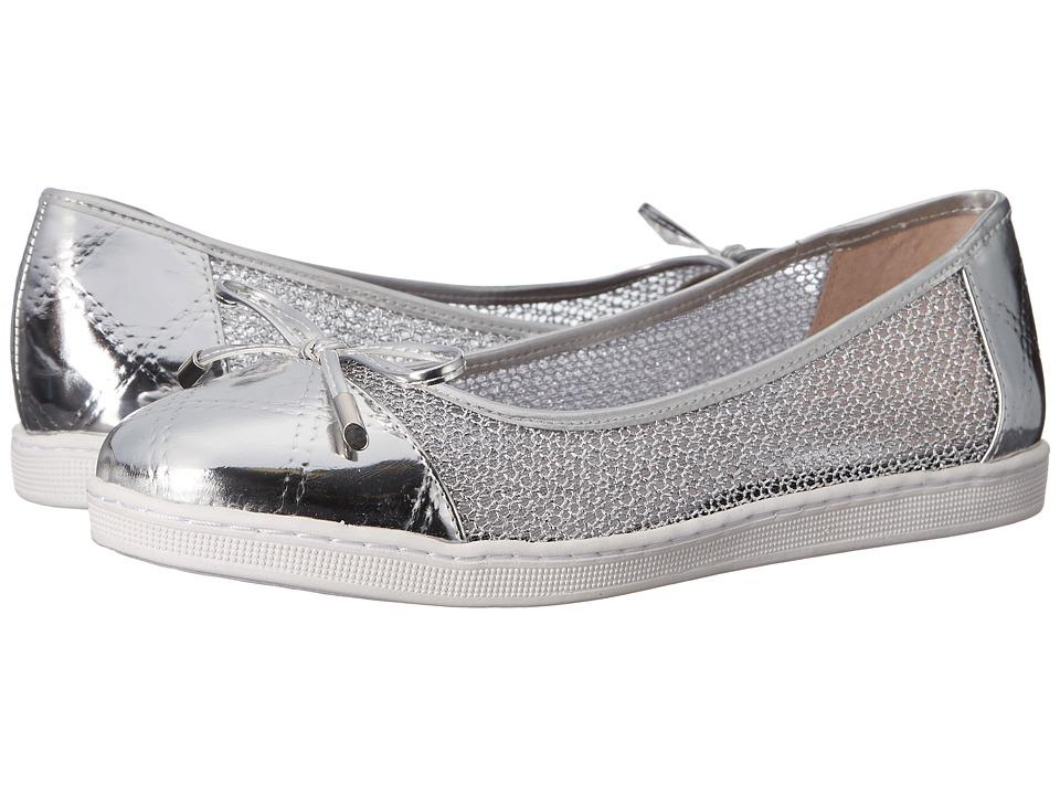J. Renee Abeni Silver High Heels