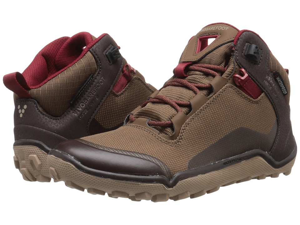Vivobarefoot Hiker Dark Brown Womens Shoes