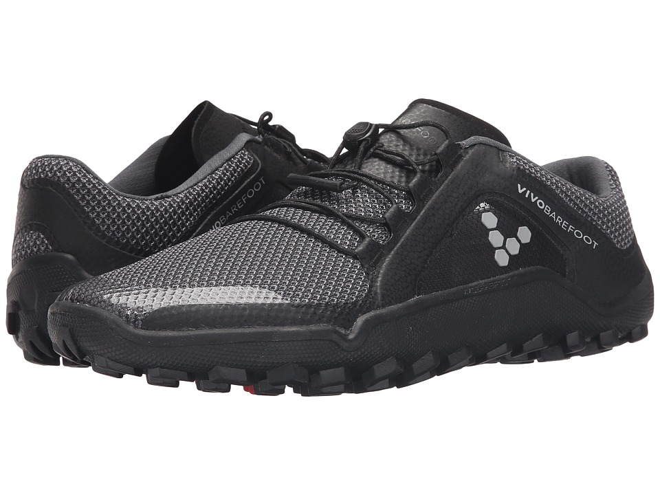 Vivobarefoot - Primus Trail (Black/Charcoal) Mens Shoes
