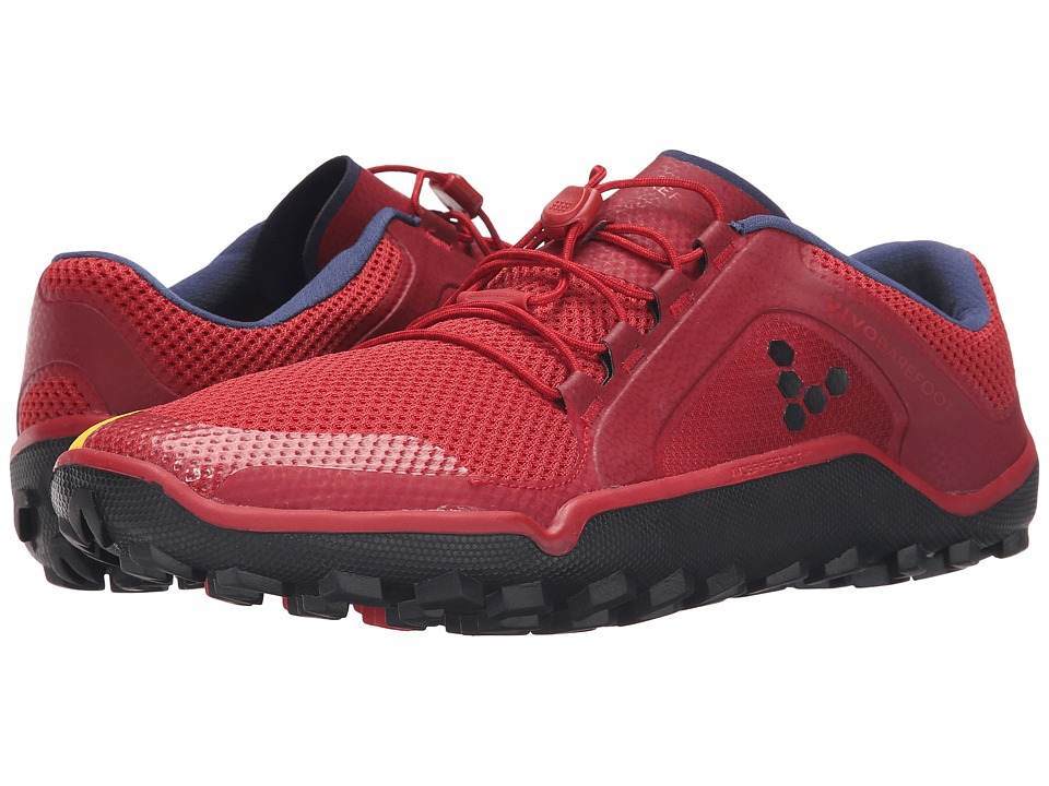 Vivobarefoot Primus Trail Red/Blue/Yellow Mens Shoes