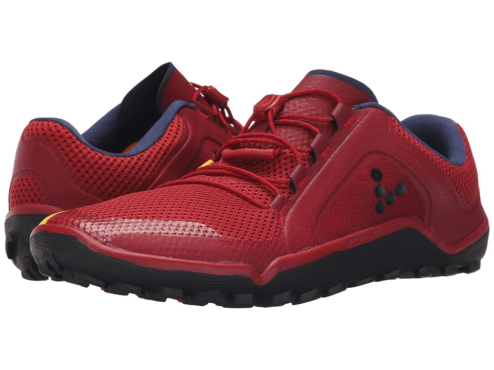 Vivobarefoot - Primus Trail (Red/Blue/Yellow) Womens Shoes