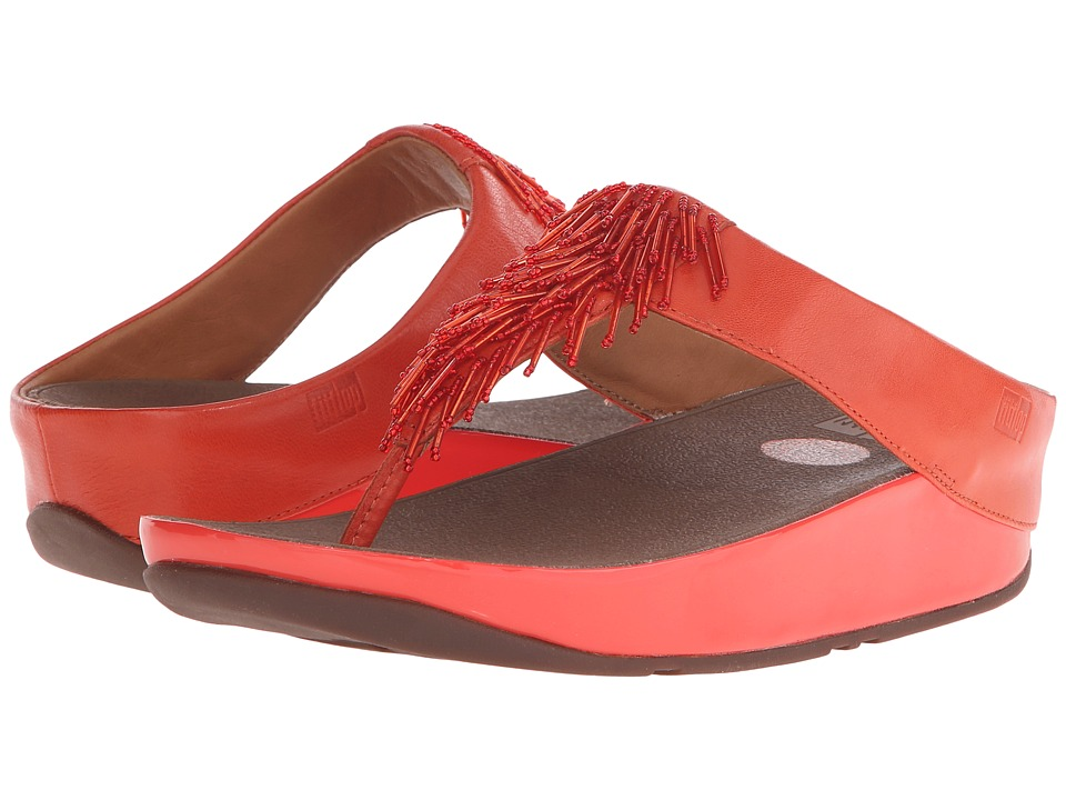 FitFlop Cha Cha (Flame) Women