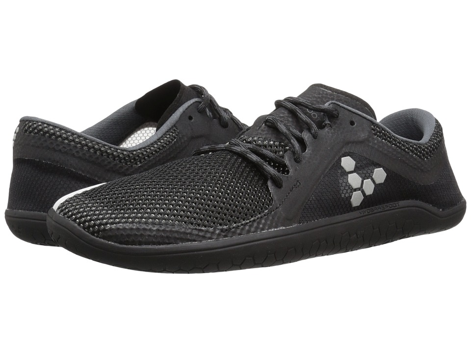 Vivobarefoot Primus Road Black/Charcoal Mens Shoes