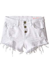 Blank NYC Kids - High Rise Shorts in Perfect Ten (Big Kids)
