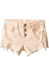 Blank NYC Kids - High Rise Shorts in Heart Breaker (Big Kids)