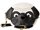 Betsey Johnson Pug Crossbody (Cream)
