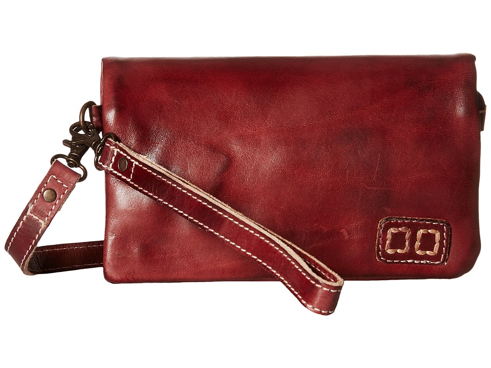 Bed Stu - Cadence (Oxblood Rustic) Bags