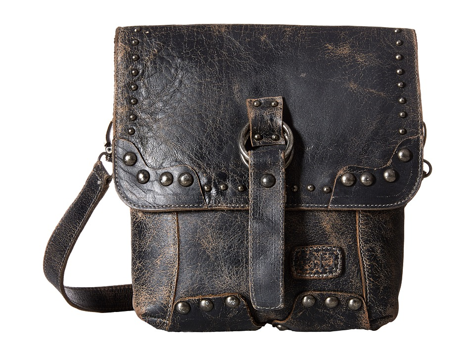 Bed Stu - Cassius (Black Lux) Bags