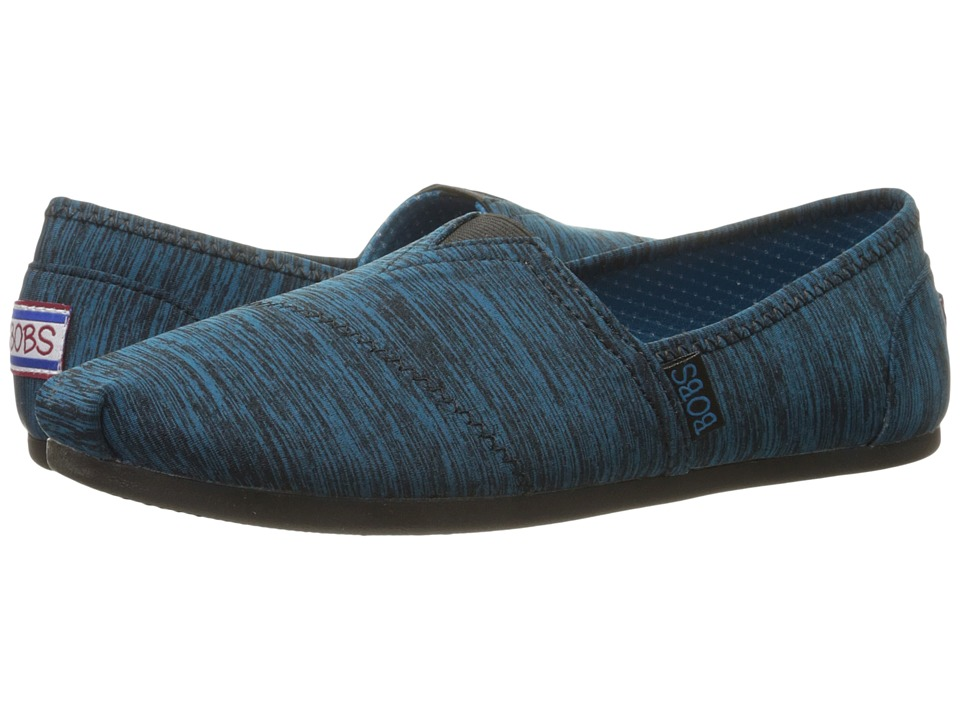 BOBS from SKECHERS - Bobs Plush - Express Yourself (Navy) Women