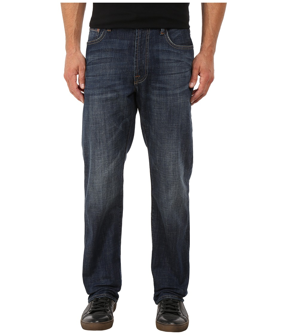 Lucky Brand 181 Relaxed Straight in Ansonborough Ansonborough Mens Jeans