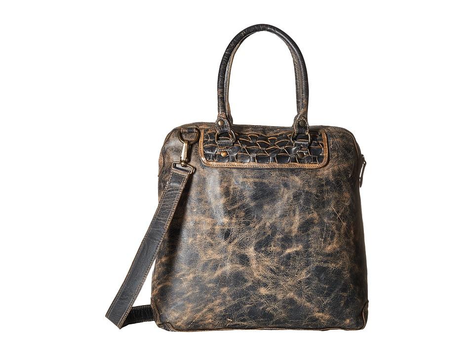Bed Stu - Suri (Black Lux) Bags