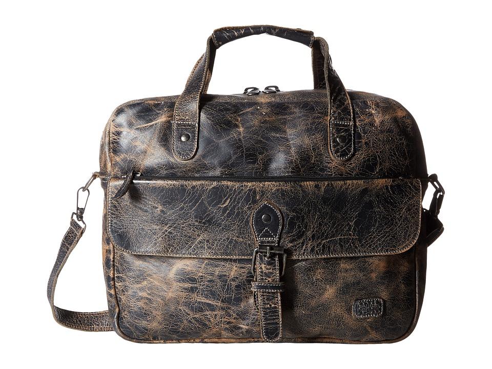 Bed Stu - Nigel (Black Lux) Bags