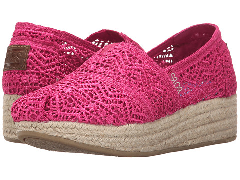 BOBS from SKECHERS Highlights - Amaze - Fuchsia