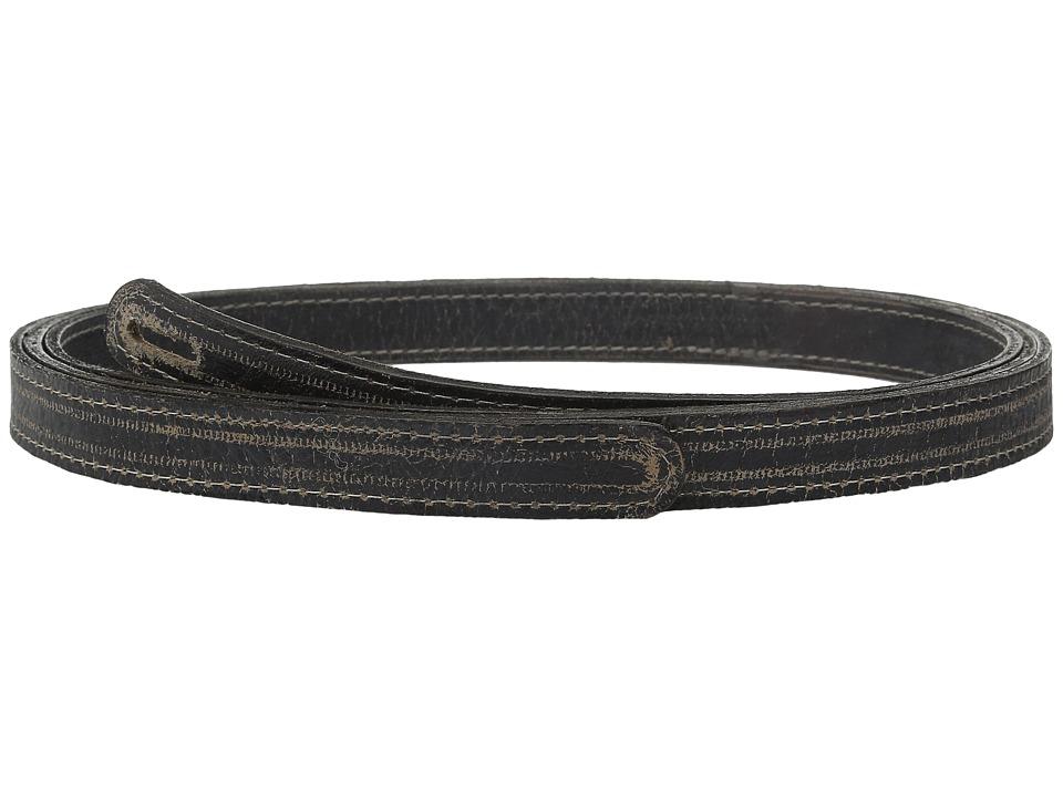 Bed Stu Prologue Black Lux Womens Belts
