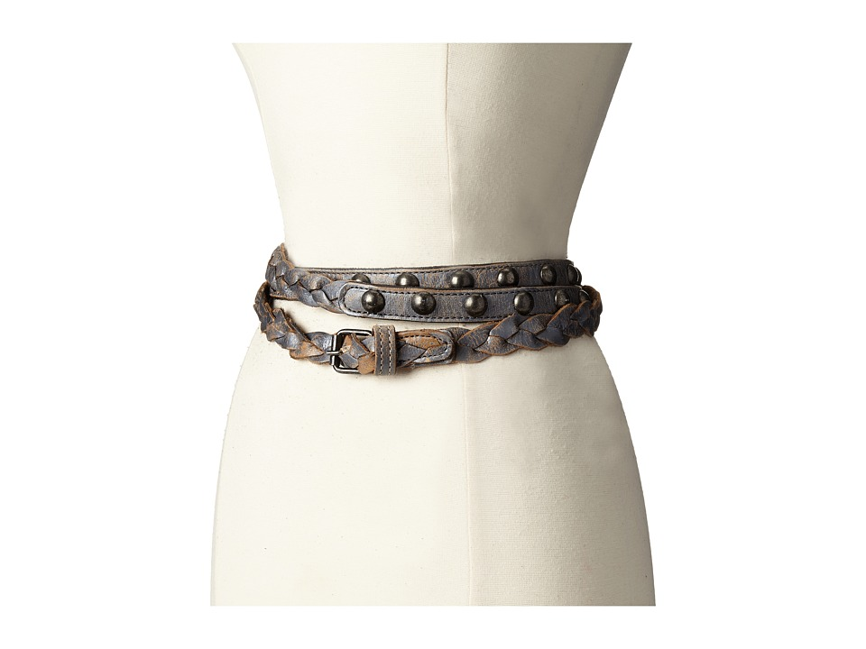 Bed Stu - Spark (Silver Lux) Women's Belts