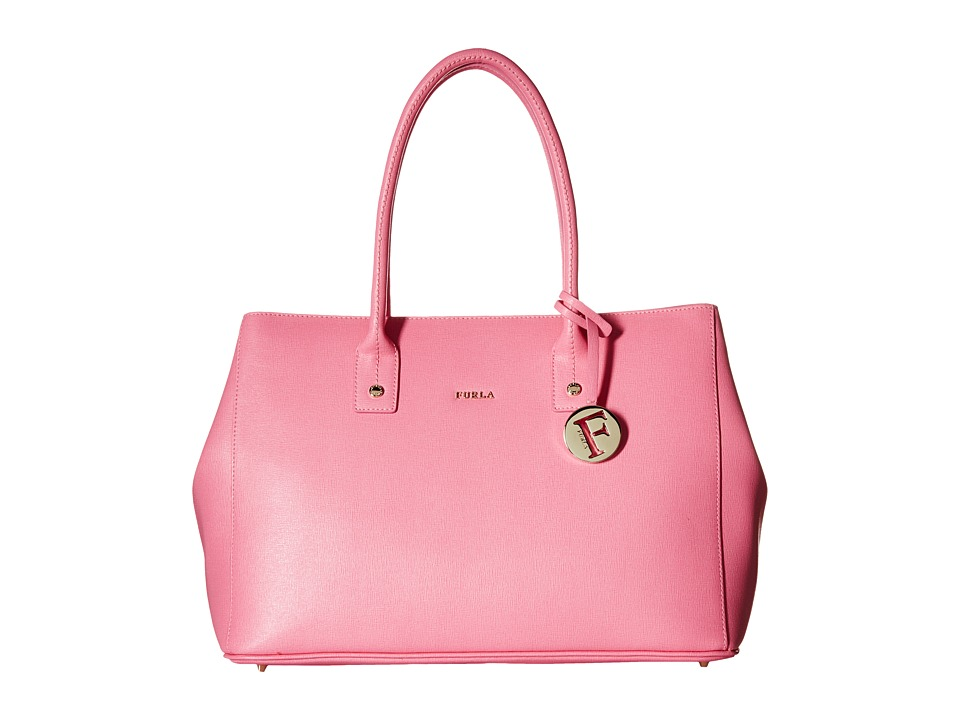 Furla - Linda Medium Tote East/West (Rodonite) Tote Handbags