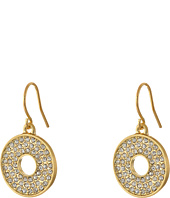 Karen Kane - Iris Open Disc Earrings