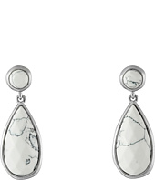 Karen Kane - Tranquil Water Teardrop Earrings