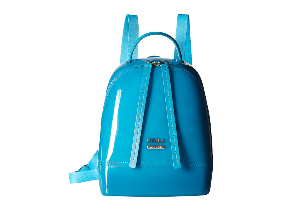 Furla - Candy Mini Backpack (Turchese) Backpack Bags
