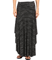 Mod-o-doc - Space Dyed Rayon Spandex Jersey Round Midi Skirt