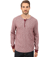 Lucky Brand - Twisted Slub Henley