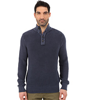 Lucky Brand - Washed Out Mock Neck