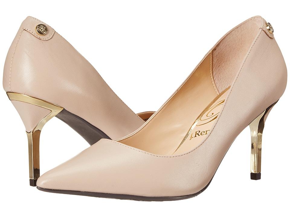 J. Renee Bryanne Nude High Heels