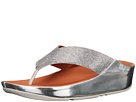 FitFlop - Crystall Toe Post (Silver)