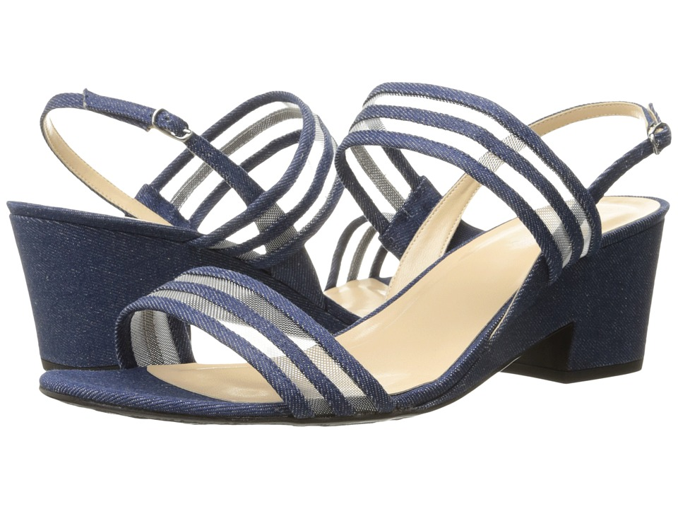 J. Renee Erma (Blue Denim) High Heels