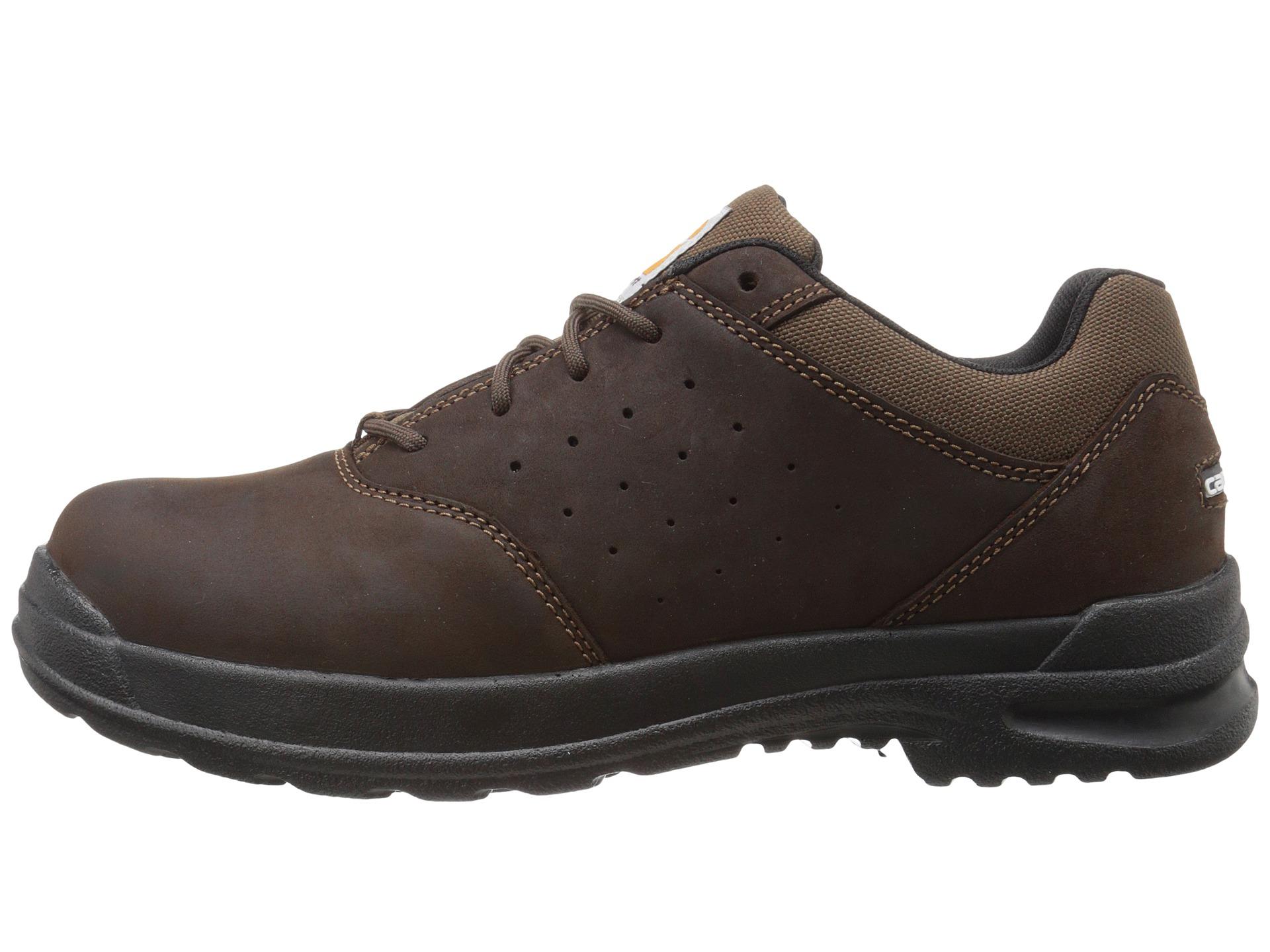 carhartt oxford walking shoe zappos free shipping